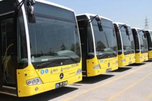 IETT路線バスの空港バス
