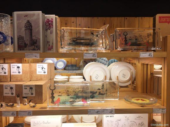トルコの店、Paşabahçe
