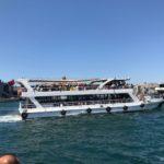 イスタンブールのボスボラスクルーズ