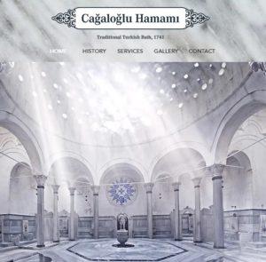 イスタンブールのハマム【Çağaloğlu Hamamı】