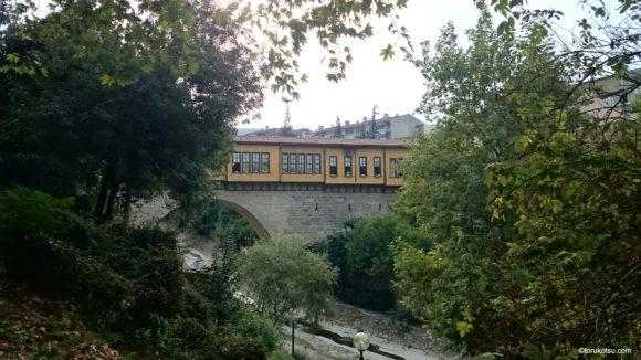 Irgandı Çalşlı Köprü 橋
