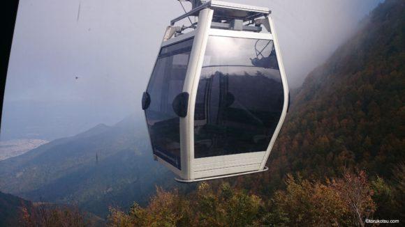 ウル山のゴンドラ【テレフェリッキ】