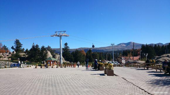 ウル山の国立公園