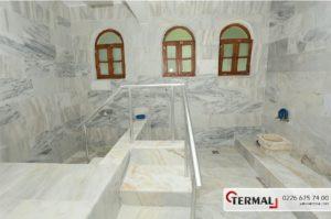 ヤロヴァの温泉施設Sultan Banyo/Sultan Bathroom浴室
