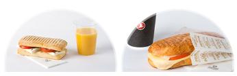 トルコ航空の機内食【国内線】