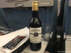 【ターキッシュエアラインズ】機内サービス アルコール