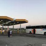 ブルガリアソフィアへのバス旅行
