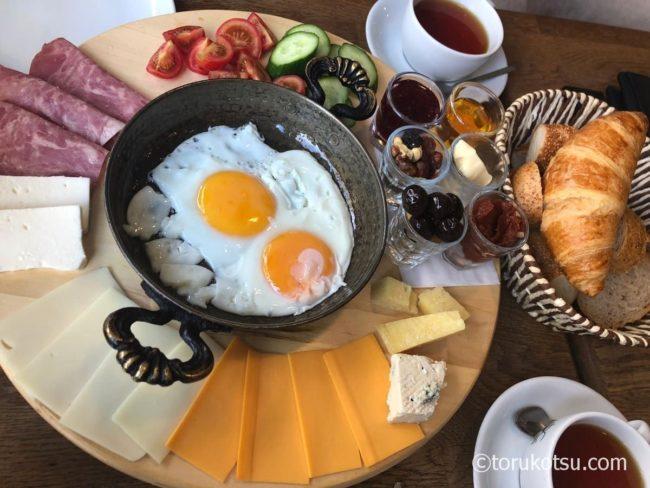 トルコの朝食【MOCカフェ】