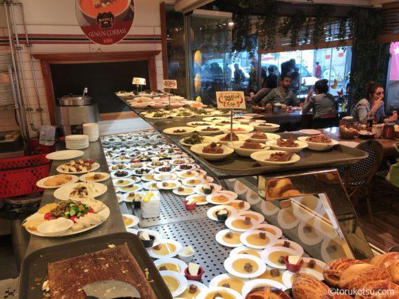 トルコの朝食【Gourmet Karaköy】
