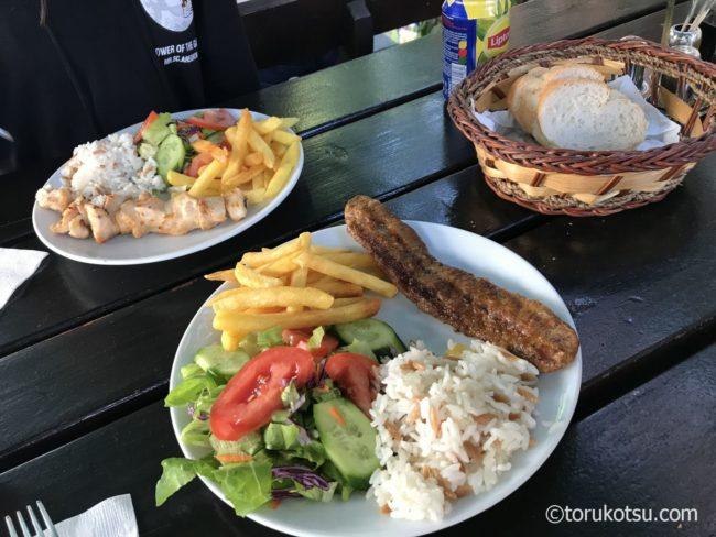 【世界遺産エフェソス観光】おすすめレストラン