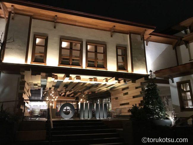 エスキシェヒルでおススメのホテル【OMM INN】