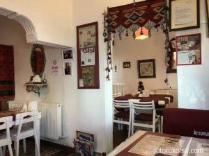エスキシェヒルのレストラン