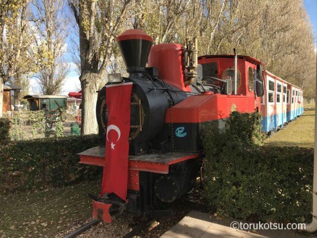 エスキシェヒルのおとぎの城列車