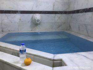 エスキシェヒルの温泉