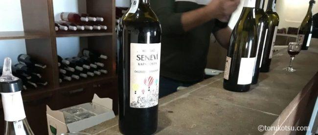 Kocabağのワイン