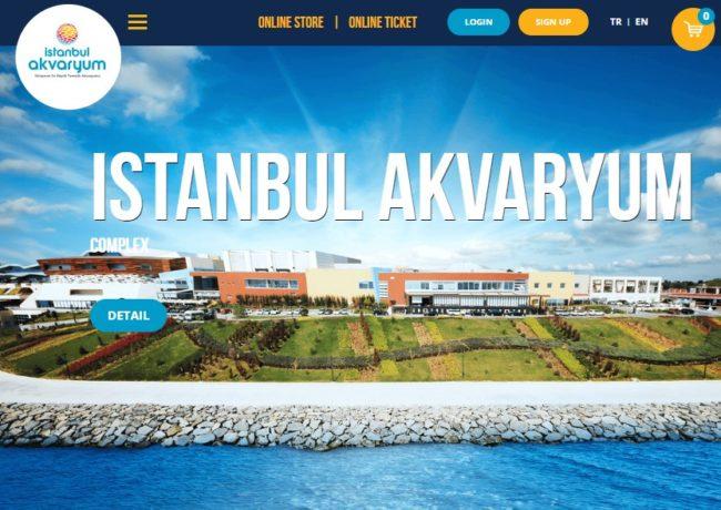 イスタンブールで子供が楽しめる場所!アクアリウム水族館
