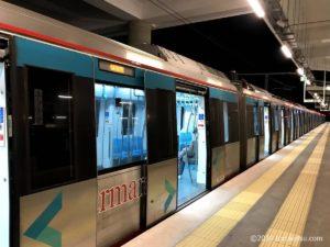 イスタンブールから夜行列車でソフィアへ【マルマライ鉄道の車両】