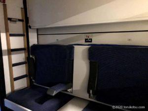 イスタンブールから夜行列車でソフィアへ【4人乗りワゴン】