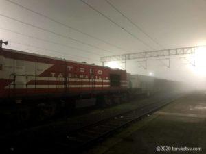 イスタンブールから夜行列車でソフィアへ【カプクレ駅】