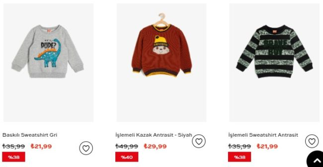 トルコのプチプラカジュアルブランド【Koton】
