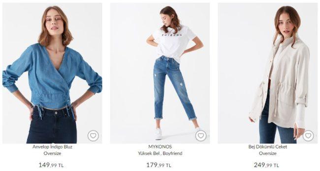 トルコのジーンズブランド【Mavi Jeans】